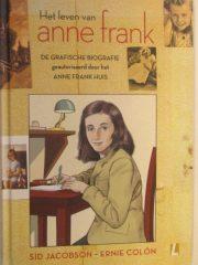 Het leven van Anne Frank: de grafische biografie