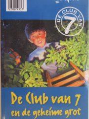 De Club van 7 en de geheime grot