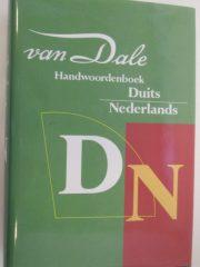 Handwoordenboek Duits-Nederlands