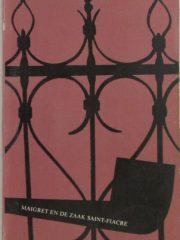 Maigret en de zaak Saint-Faicre