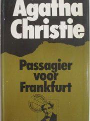 Passagier voor Frankfurt