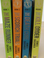 The Maze Runner serie