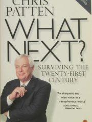 What Next? Surviving the twenty-first century